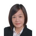 Janice Lee real estate agent of Huttons Asia Pte Ltd