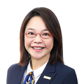 Miki Cheong real estate agent of Huttons Asia Pte Ltd