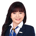 Celina Tay real estate agent of Huttons Asia Pte Ltd