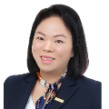 Joan Lai real estate agent of Huttons Asia Pte Ltd
