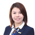 Chryst Lee real estate agent of Huttons Asia Pte Ltd