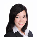 Charlyn Lim real estate agent of Huttons Asia Pte Ltd