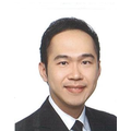 George Cha real estate agent of Huttons Asia Pte Ltd