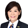 Cherine Koh real estate agent of Huttons Asia Pte Ltd