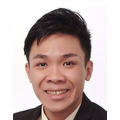 David Wong real estate agent of Huttons Asia Pte Ltd