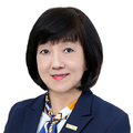 Catherine Tong real estate agent of Huttons Asia Pte Ltd