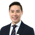Stephen Lim real estate agent of Huttons Asia Pte Ltd