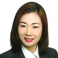 Jennifer Huang real estate agent of Huttons Asia Pte Ltd