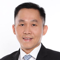 Junxiong Huang real estate agent of Huttons Asia Pte Ltd