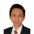 Joseph Ng real estate agent of Huttons Asia Pte Ltd
