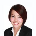 Debbie Lim real estate agent of Huttons Asia Pte Ltd