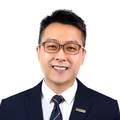 Sean Kok real estate agent of Huttons Asia Pte Ltd