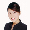 Denise Chen real estate agent of Huttons Asia Pte Ltd