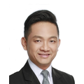 Clement Khoo real estate agent of Huttons Asia Pte Ltd