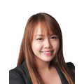 Cherie Yu real estate agent of Huttons Asia Pte Ltd