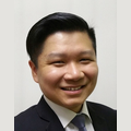 Keith Lim real estate agent of Huttons Asia Pte Ltd