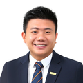 Aric Lim real estate agent of Huttons Asia Pte Ltd