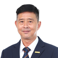 Edwin Tan real estate agent of Huttons Asia Pte Ltd