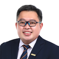 Janson Ng real estate agent of Huttons Asia Pte Ltd