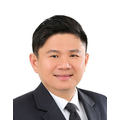 Raymond Lim real estate agent of Huttons Asia Pte Ltd