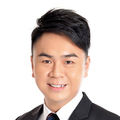 Jaeson Lin real estate agent of Huttons Asia Pte Ltd