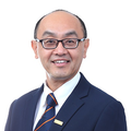 Jeffrey Tey real estate agent of Huttons Asia Pte Ltd