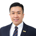 Jim Ong real estate agent of Huttons Asia Pte Ltd