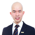 Eugene Tay real estate agent of Huttons Asia Pte Ltd