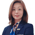 Kelly Lim real estate agent of Huttons Asia Pte Ltd