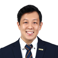 Gerard Wong real estate agent of Huttons Asia Pte Ltd