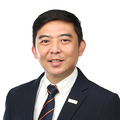 Jason Seah real estate agent of Huttons Asia Pte Ltd