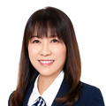 Julynn Ngiam real estate agent of Huttons Asia Pte Ltd