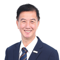 Eric Sng real estate agent of Huttons Asia Pte Ltd