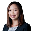 Carol Ling real estate agent of Huttons Asia Pte Ltd