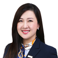 Lufei Lim real estate agent of Huttons Asia Pte Ltd