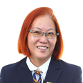 Lilian Ow-Yong  real estate agent of Huttons Asia Pte Ltd